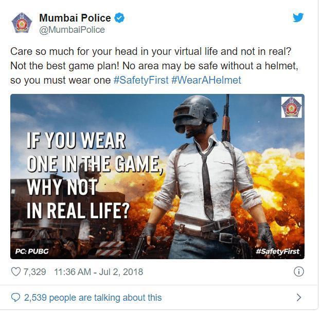 Chết cười với cách cảnh sát Ấn Độ sử dụng PUBG Mobile để giữ chân người dân ở trong nhà tránh dịch 2