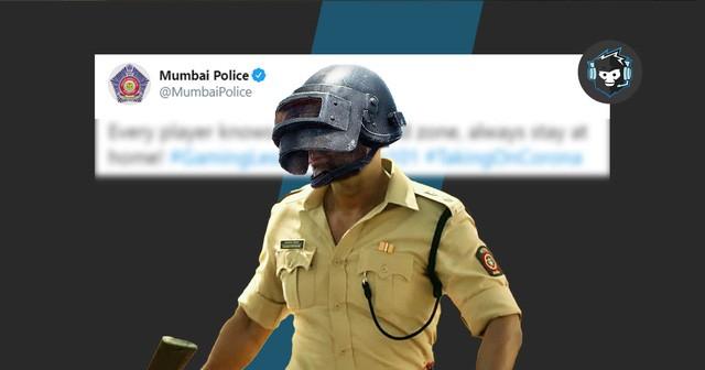 Chết cười với cách cảnh sát Ấn Độ sử dụng PUBG Mobile để giữ chân người dân ở trong nhà tránh dịch 3
