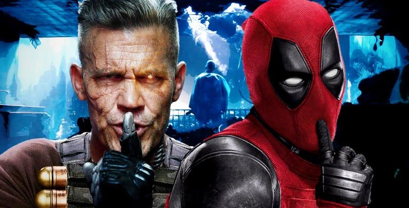 'Deadpool 2' còn một vai khách mời do diễn viên hạng A đóng mà có thể bạn không để ý 0