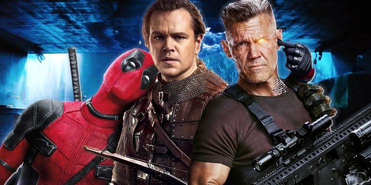 'Deadpool 2' còn một vai khách mời do diễn viên hạng A đóng mà có thể bạn không để ý 1