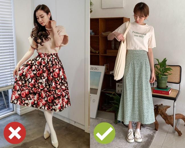 Trước khi sắm chân váy, điều tối thiểu bạn cần làm là nhận diện 4 kiểu dáng đang lỗi mốt sau đây 12