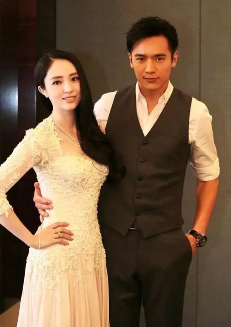 Đổng Tuyền và Cao Vân Tường đã ly hôn sau 8 năm?
