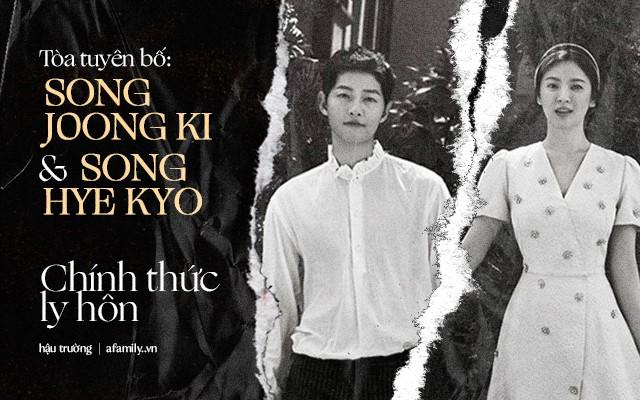 Tiết lộ gây sốc của bạn thân Song Hye Kyo về Song Joong Ki: 'Thật vui vì cuối cùng cô ấy cũng rời xa người đàn ông tồi tệ' 0