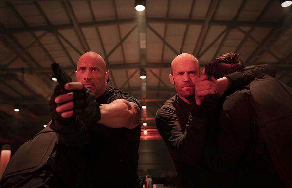 Deckard Shaw: Từ ác nhân đến nhân vật được yêu thích bật nhất 'Fast & Furious' 2