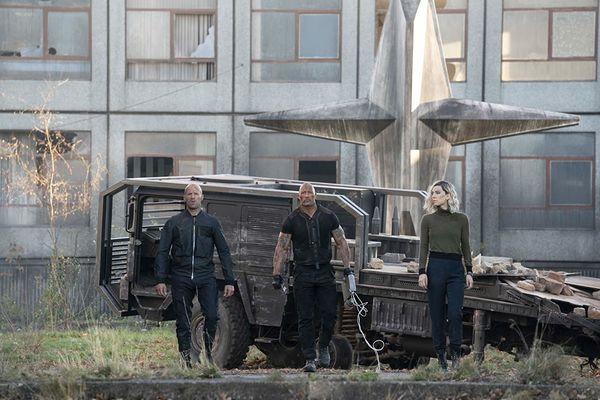 Deckard Shaw: Từ ác nhân đến nhân vật được yêu thích bật nhất 'Fast & Furious' 3