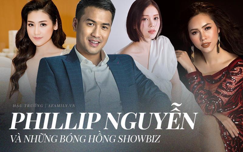 Lật lại hồ sơ tình ái của em chồng Hà Tăng - Phillip Nguyễn: Hẹn hò toàn Á hậu, chân dài nổi tiếng nhất nhì showbiz Việt 0