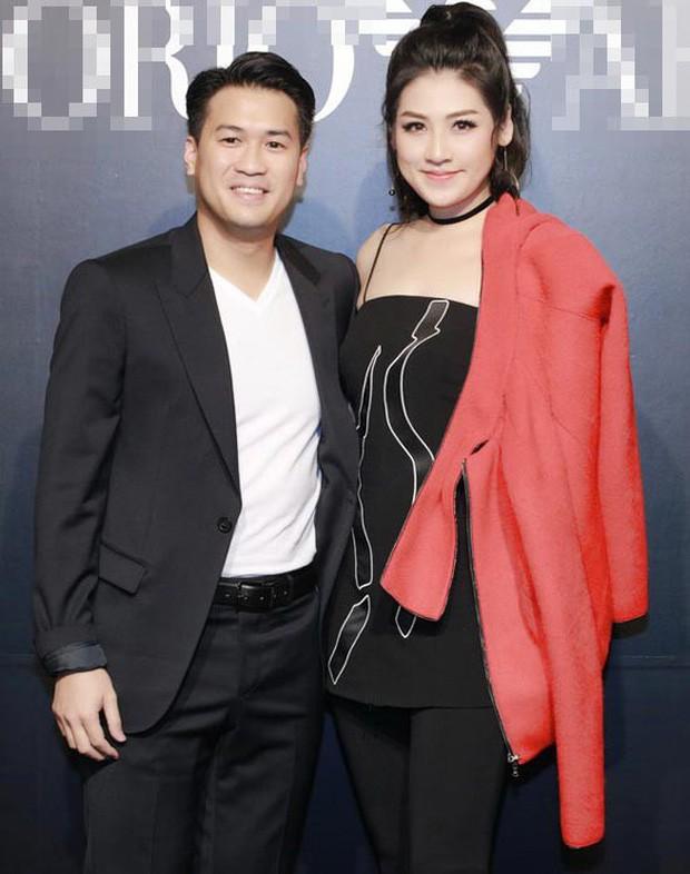 Lật lại hồ sơ tình ái của em chồng Hà Tăng - Phillip Nguyễn: Hẹn hò toàn Á hậu, chân dài nổi tiếng nhất nhì showbiz Việt 11