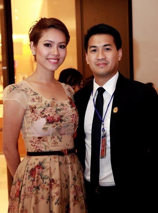 Lật lại hồ sơ tình ái của em chồng Hà Tăng - Phillip Nguyễn: Hẹn hò toàn Á hậu, chân dài nổi tiếng nhất nhì showbiz Việt 16