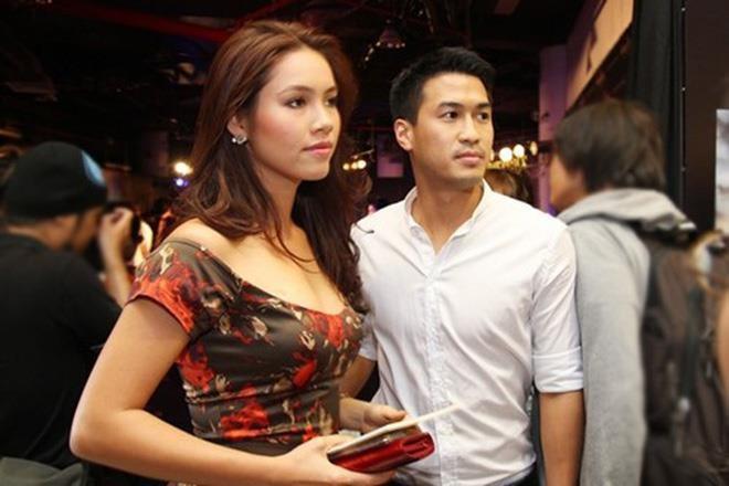 Lật lại hồ sơ tình ái của em chồng Hà Tăng - Phillip Nguyễn: Hẹn hò toàn Á hậu, chân dài nổi tiếng nhất nhì showbiz Việt 18