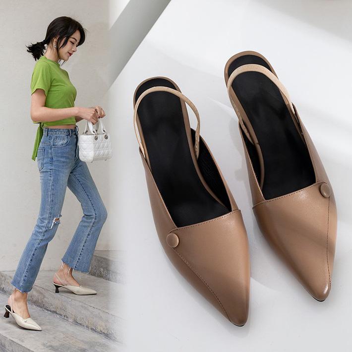 4 mẫu giày tưởng 'lùn' mà lại vẫn hack dáng tôn chân, hội chị em không sắm ngay thì quá phí 3