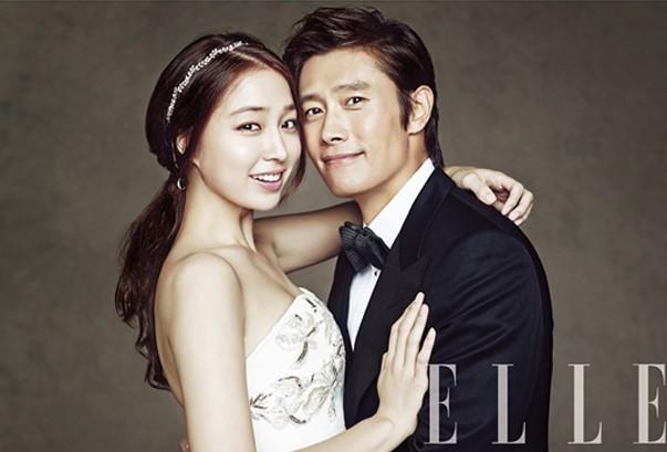 Dù vụ ngoại tình của Lee Byung Hun liên tục bị 'đào mộ', Lee Min Jung vẫn tự hào về cuộc hôn nhân 'hoàn hảo' 0