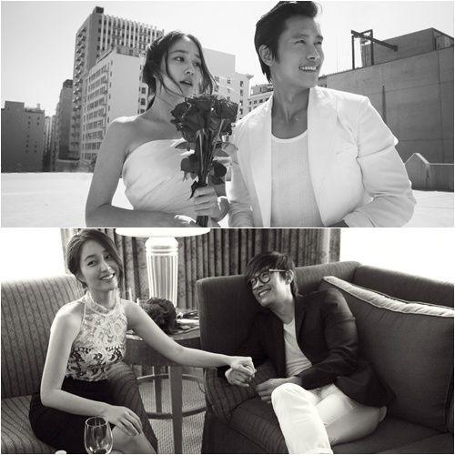 Dù vụ ngoại tình của Lee Byung Hun liên tục bị 'đào mộ', Lee Min Jung vẫn tự hào về cuộc hôn nhân 'hoàn hảo' 4