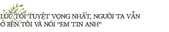 Một Huỳnh Anh rất 'khác' sau thời Hoàng Oanh: 'Trai hư' phóng túng nhưng lại ngượng ngùng khi nói về tình mới! 9