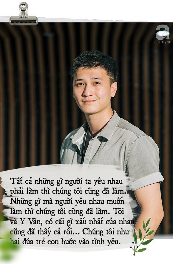 Một Huỳnh Anh rất 'khác' sau thời Hoàng Oanh: 'Trai hư' phóng túng nhưng lại ngượng ngùng khi nói về tình mới! 15