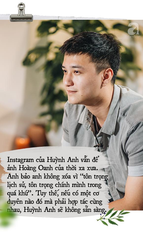 Một Huỳnh Anh rất 'khác' sau thời Hoàng Oanh: 'Trai hư' phóng túng nhưng lại ngượng ngùng khi nói về tình mới! 18