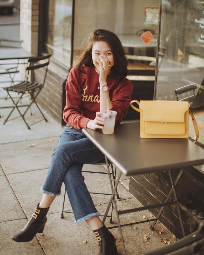Ngắm 12 set đồ sau, các nàng sẽ nhận ra quần jeans + boots chính là cặp đôi giúp vẻ ngoài đạt 100% sành điệu 3