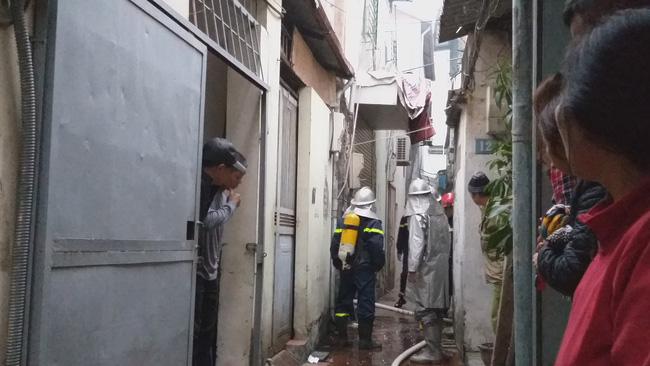 Hà Nội: Lửa thiêu rụi ngôi nhà trong ngõ lúc gia chủ đi vắng ngày cuối năm 5