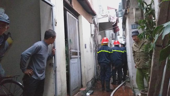 Hà Nội: Lửa thiêu rụi ngôi nhà trong ngõ lúc gia chủ đi vắng ngày cuối năm 3