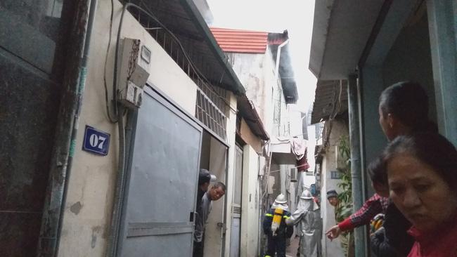 Hà Nội: Lửa thiêu rụi ngôi nhà trong ngõ lúc gia chủ đi vắng ngày cuối năm 6