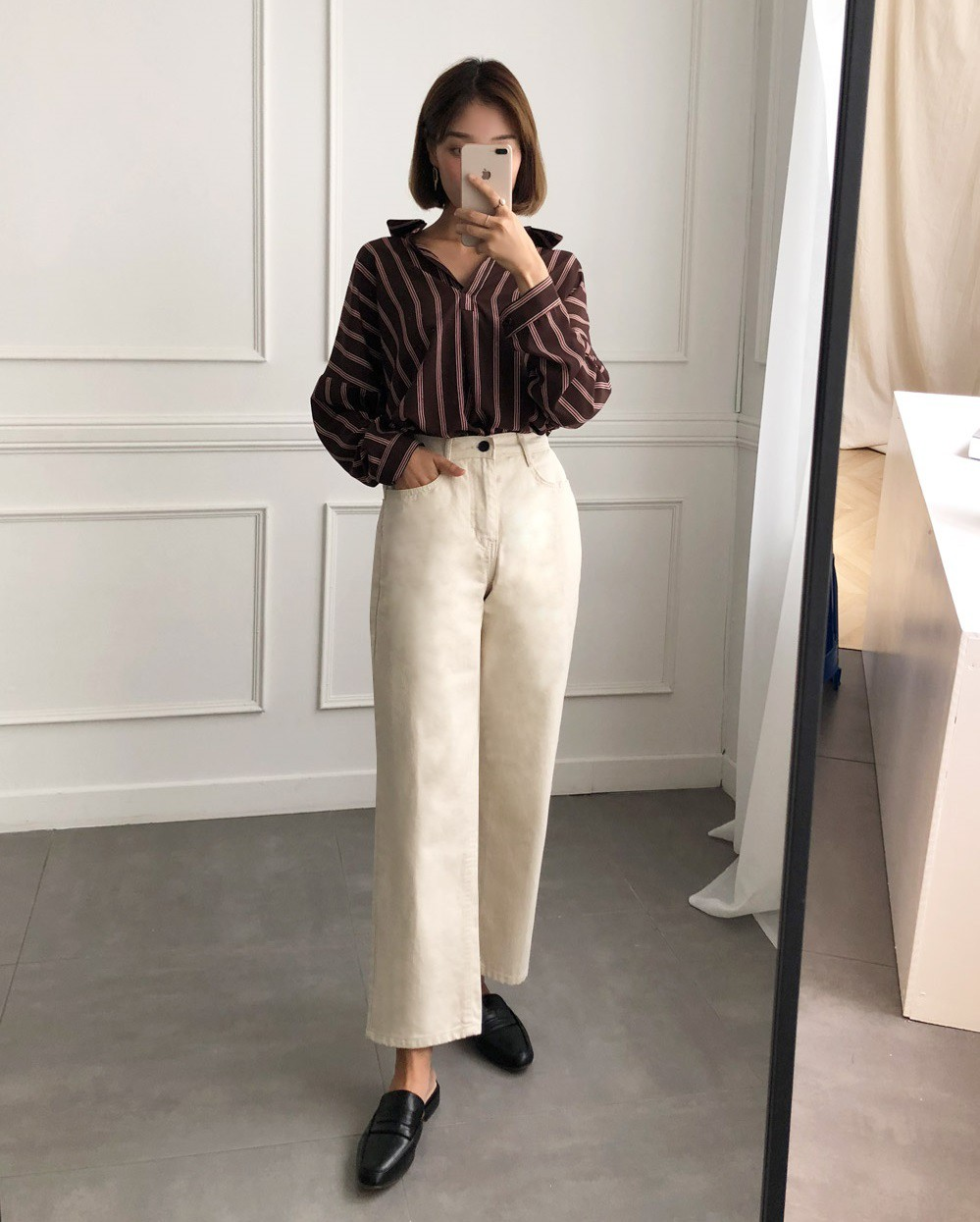 Quên quần áo dày dặn mùa lạnh đi, nàng công sở cứ sắm 5 items này là đủ mặc đẹp từ Xuân sang Hè 4
