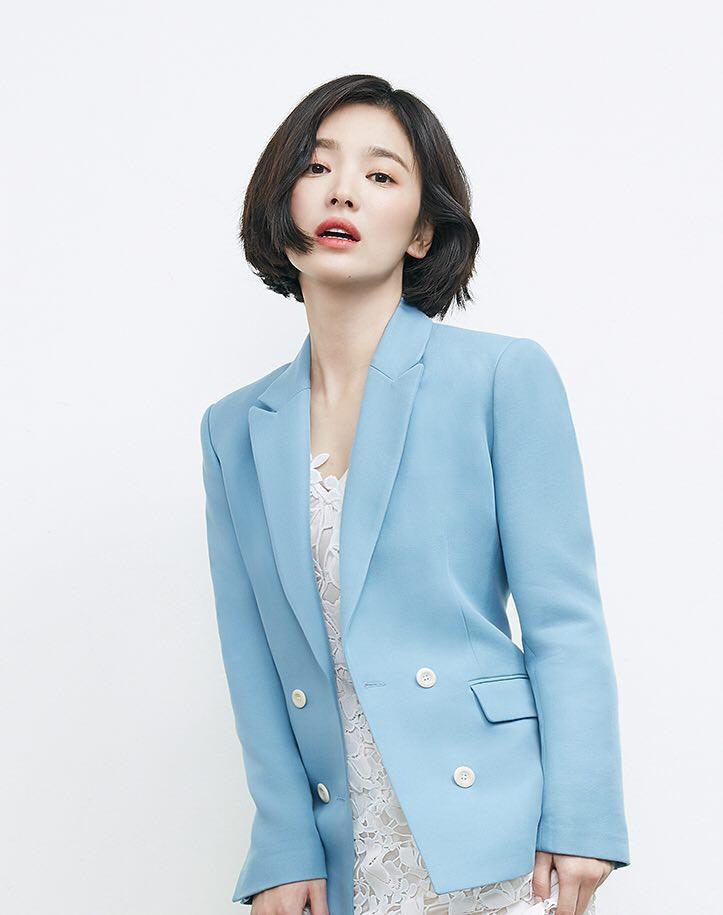 Tìm kiếm cho mình một kiểu tóc ngắn hack tuổi, bạn không thể bỏ qua 5 gợi ý từ các mỹ nhân xứ Hàn 1
