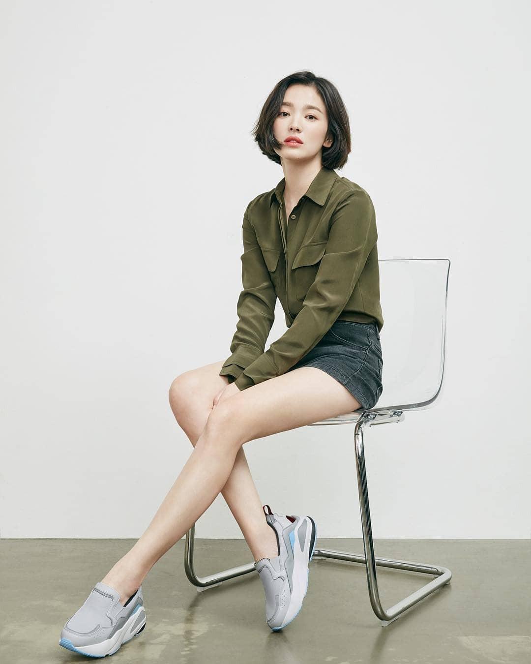 Tìm kiếm cho mình một kiểu tóc ngắn hack tuổi, bạn không thể bỏ qua 5 gợi ý từ các mỹ nhân xứ Hàn 3