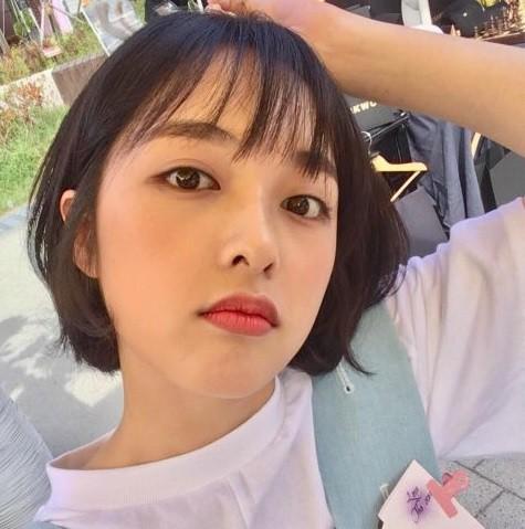 Tìm kiếm cho mình một kiểu tóc ngắn hack tuổi, bạn không thể bỏ qua 5 gợi ý từ các mỹ nhân xứ Hàn 12