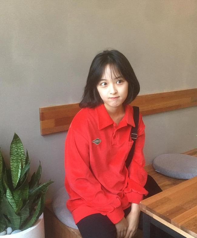 Tìm kiếm cho mình một kiểu tóc ngắn hack tuổi, bạn không thể bỏ qua 5 gợi ý từ các mỹ nhân xứ Hàn 13