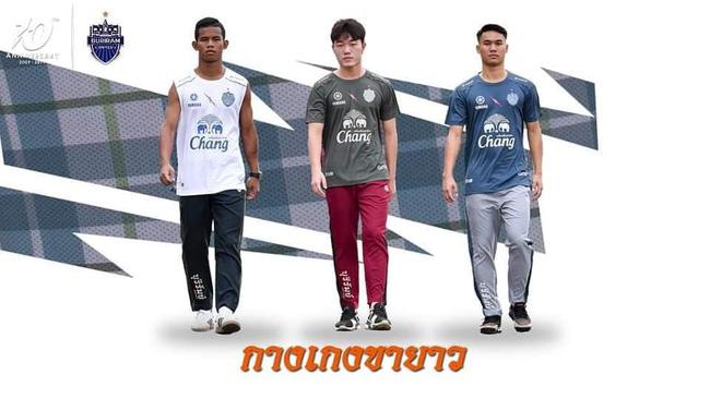 Xuân Trường cực bảnh bao trong lần đầu làm 'người mẫu' tại Thái Lan 2