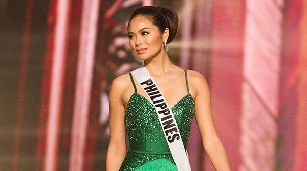 Top 6 Miss Universe 2016 -Maria Maxine Medina người Philippines.