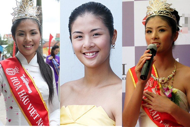 Giật mình trước những màn 'lột xác' nhan sắc thành công đáng kinh ngạc của các nàng Hậu Việt Nam 8