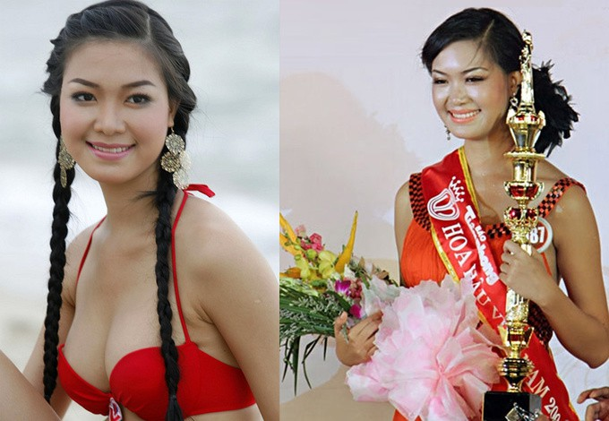 Giật mình trước những màn 'lột xác' nhan sắc thành công đáng kinh ngạc của các nàng Hậu Việt Nam 9