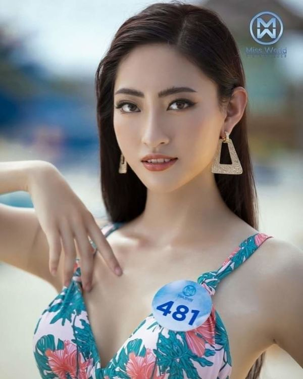 Ngay từ những ngày đầu tham gia cuộc thi, Lương Thị Linh đã được nhận định là một thí sinh 'nặng kí'.