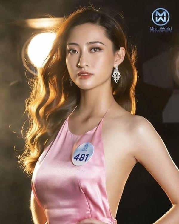 Nếu được trui rèn tốt, cô nàng này chắc chắn là đấu thủ nặng kí tại Miss World sắp tới.