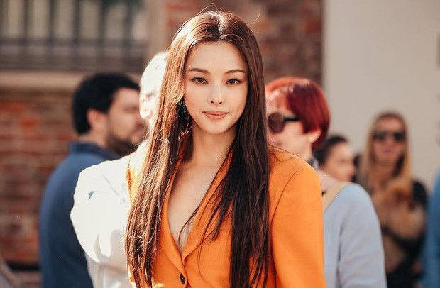 Hoa hậu Honey Lee đẹp đến mê hồn khi xuất hiện tại Milan Fashion Week