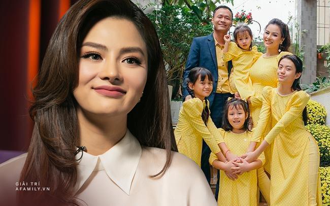 Vũ Thu Phương: Lấy chồng đại gia Campuchia, nuôi 2 con riêng, có mâu thuẫn là mời mẹ chồng - em chồng ra nói chuyện 0