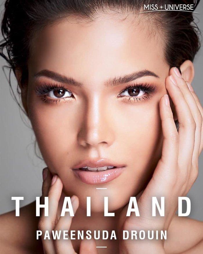 Hoàng Thùy được chọn tham gia chiến dịch quảng cáo cùng 14 ứng viên mạnh nhất Miss Universe 2019 1