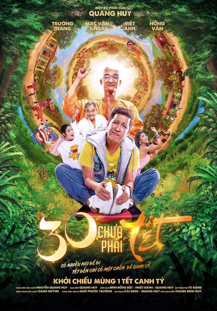 '30 chưa phải Tết' tung thêm trailer giữa nỗi lo kiểm duyệt, Trường Giang 'mất dạy' còn Mạc Văn Khoa - Tấn Beo gây cười 3