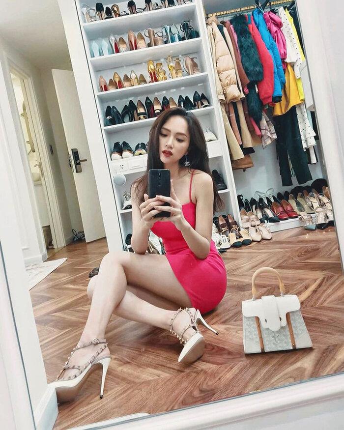 Cuộc chiến tủ đồ hiệu khốc liệt của Hoa hậu Việt, riêng H'Hen Niê giản dị đến khó tin 8