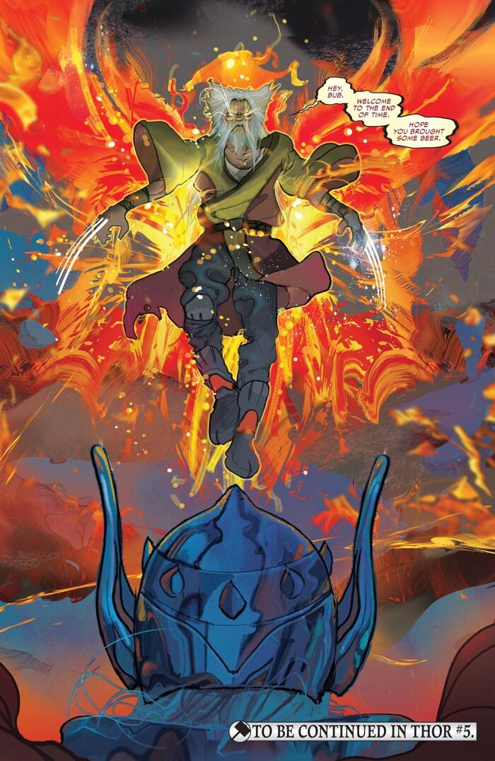 Marvel hồi sinh Phoenix Wolverine, phiên bản Người Sói hùng mạnh của tương lai 0