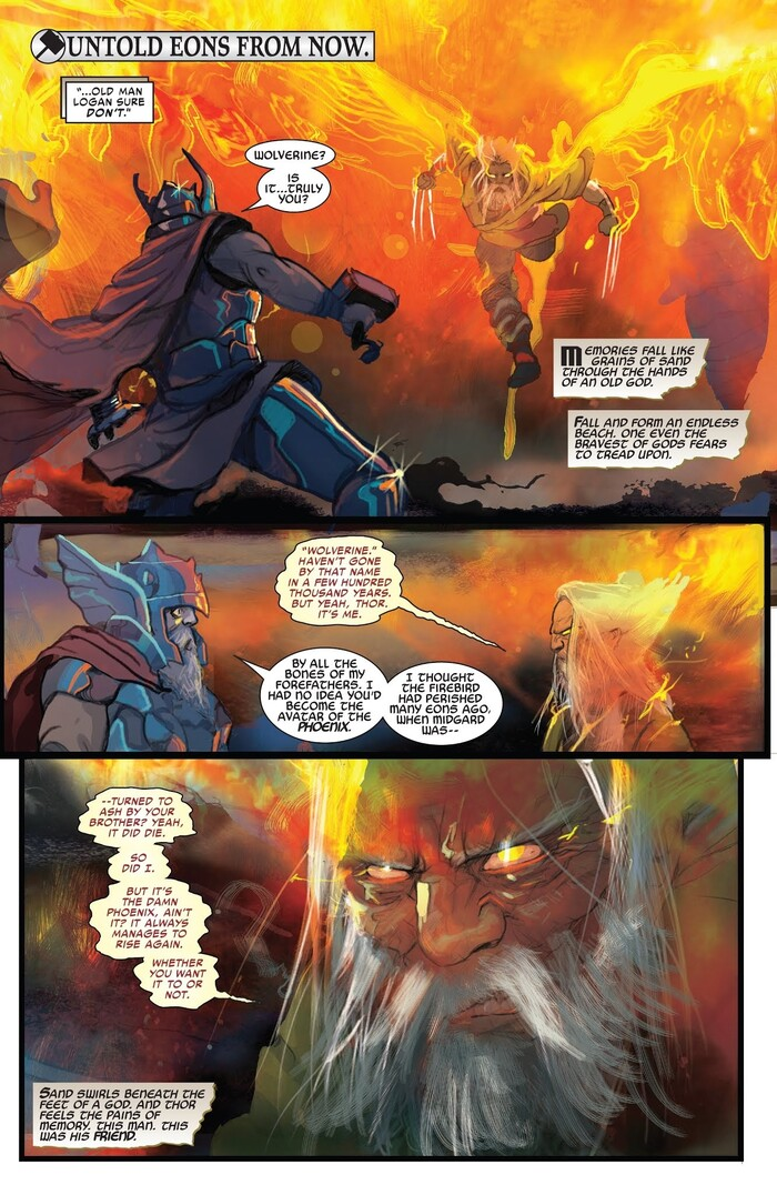 Marvel hồi sinh Phoenix Wolverine, phiên bản Người Sói hùng mạnh của tương lai 1