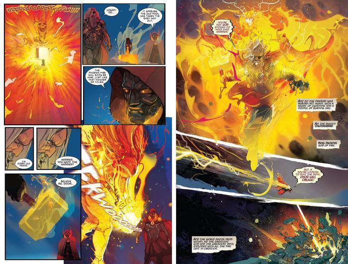Marvel hồi sinh Phoenix Wolverine, phiên bản Người Sói hùng mạnh của tương lai 2