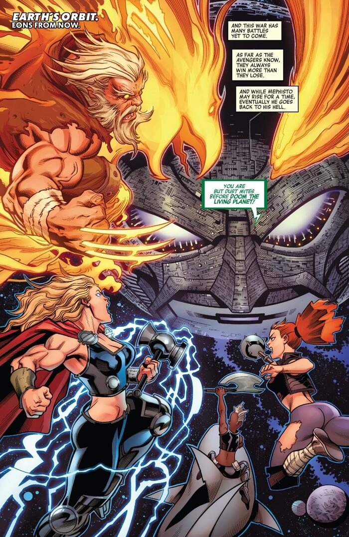 Marvel hồi sinh Phoenix Wolverine, phiên bản Người Sói hùng mạnh của tương lai 3