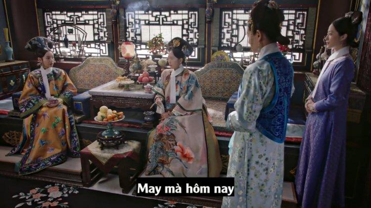 'Như Ý truyện' tập 21-22: Đến lượt Hoàng hậu mất con - Hải Lan chính thức bước vào sàn đấu cấm cung 6