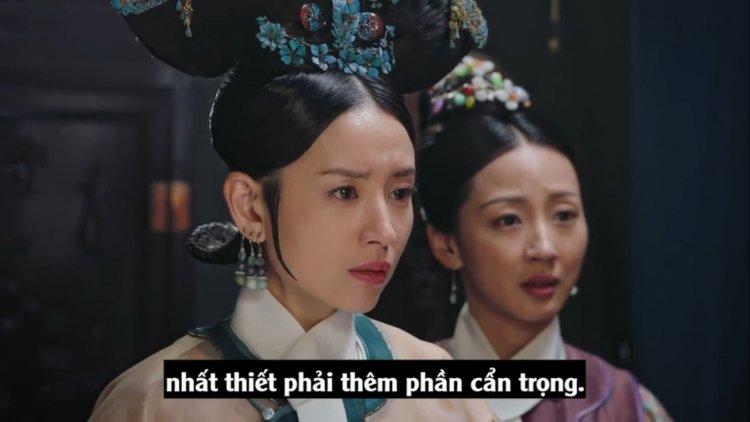 'Như Ý truyện' tập 21-22: Đến lượt Hoàng hậu mất con - Hải Lan chính thức bước vào sàn đấu cấm cung 15