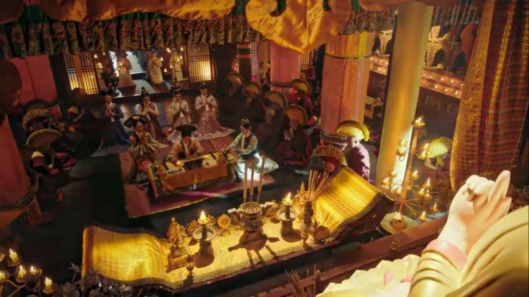 'Như Ý truyện' tập 21-22: Đến lượt Hoàng hậu mất con - Hải Lan chính thức bước vào sàn đấu cấm cung 17