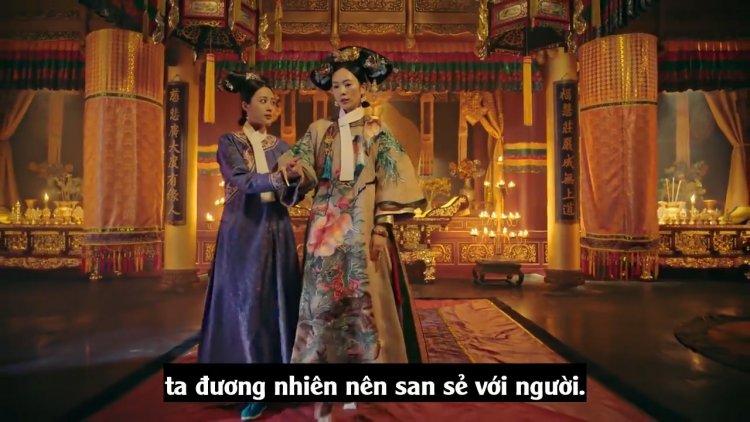 'Như Ý truyện' tập 21-22: Đến lượt Hoàng hậu mất con - Hải Lan chính thức bước vào sàn đấu cấm cung 25