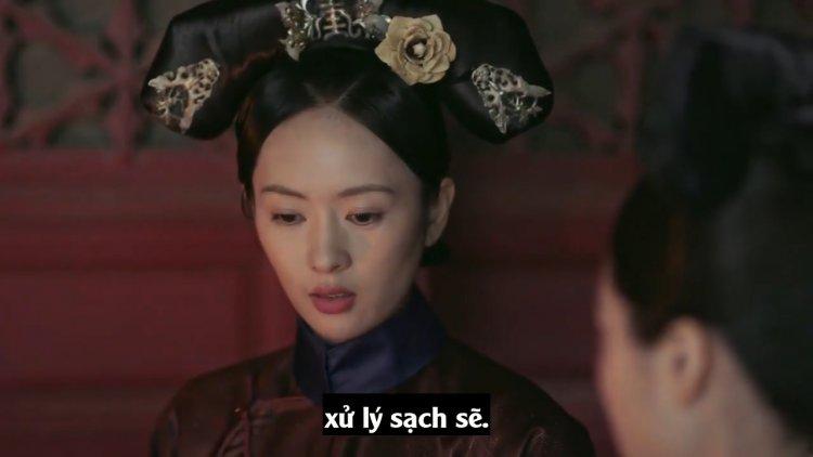 'Như Ý truyện' tập 21-22: Đến lượt Hoàng hậu mất con - Hải Lan chính thức bước vào sàn đấu cấm cung 43
