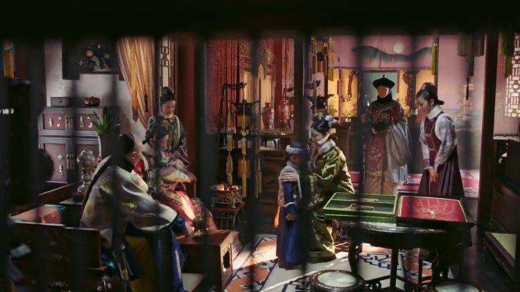 'Như Ý truyện' tập 23-24: Hoàng hậu trở lại sàn đấu so găng với Như Ý - Yến Uyển, Mộc Bình chuẩn bị gia nhập cuộc đua 6