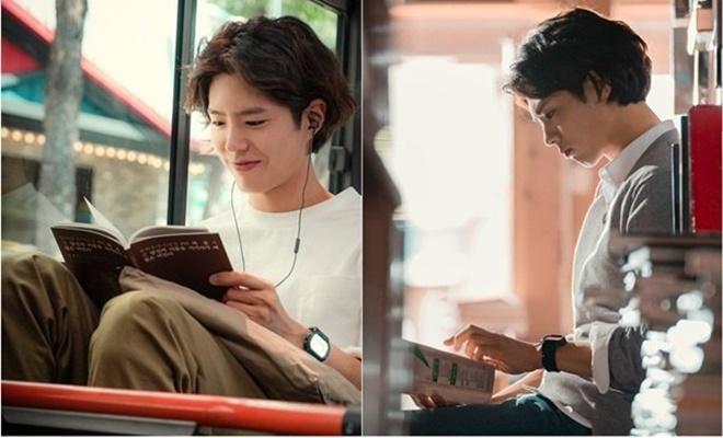 'Boyfriend': Hé lộ tạo hình mộc mạc của Park Bo Gum, trái ngược hoàn toàn với Song Hye Kyo 1